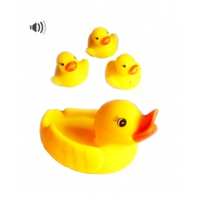 Bath Toy Duck Pack Of 4