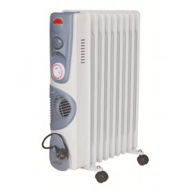 Vox 9fin X-od-09 Tf Fan Oil Filled Heater