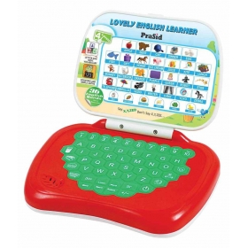 Lovely English Learner Kids Laptop