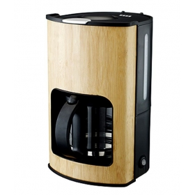 Usha 1.5 Ltr Wooden 3215-b Coffee Maker Black