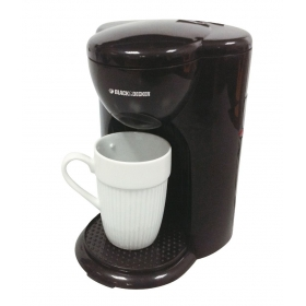 Black & Decker Dcm25-b5 1 Cup Drip Coffee Maker