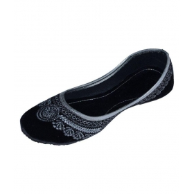 Sdshopping Black Ethnic Footwear