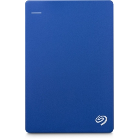Seagate 1 Tb Wired External Hard Disk Drive With 200 Gb Cloud Storage( Blue,mobile Backup Enabled )