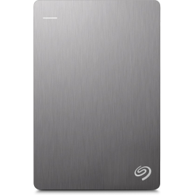Seagate 1 Tb Wired External Hard Disk Drive With 200 Gb Cloud Storage(silver, Mobile Backup Enabled)