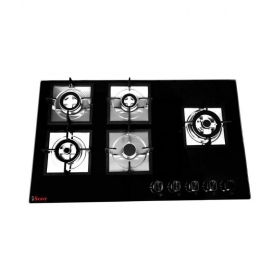 Seavy Starlight 5 Burner Auto Built In Hob