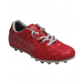 Sega Red Football Shoes