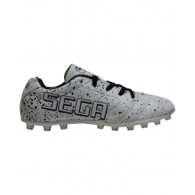 Sega White Football Shoes