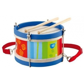 Wooden Toy Drum For Kids