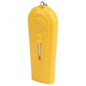 Yellow Virgin Plastic Bottle Opener