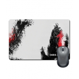 Anti-slip Rubber Base Dark Souls Gaming Artwork -smfp00002004 Mouse Pad