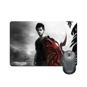 Anti-slip Rubber Base Fantasy Gaming World Mouse Pad