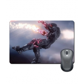 Anti-slip Rubber Base Halo Gaming Fantasy Design Artwork Mouse Pad