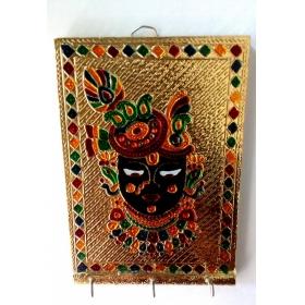 Shrinathji God Spectrum Diversified Five Hook Keyholder For Hallway/kitchen/office