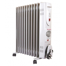 Singer 2900 Sofr 11f Oil Filled Radiator White