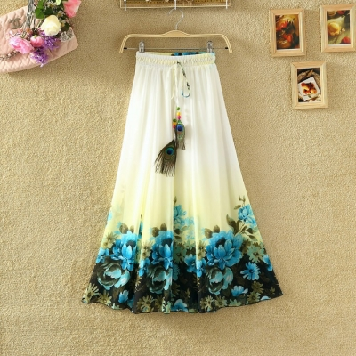 Digital Printed Skirt
