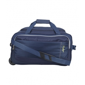 Footloose Cardiff Duffle Trolly 52 Blue