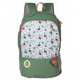Skybags Mario 02.2 30 L Backpack (green)