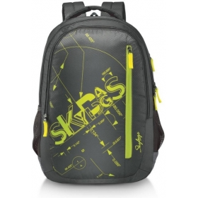 Skybags Pixel Plus 03 32 L Backpack (grey)