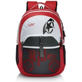 Skybags Raider 01 Red 32 L Backpack (red)