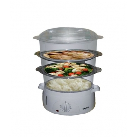 Skyline Plastic Steam Cooker