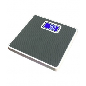 Digital Personal Bathroom Health Body Weighing Scale (black)