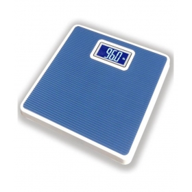 Digital Personal Bathroom Health Body Weighing Scale (blue)