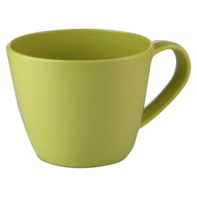 Small Milk Mug 250 Ml - Lime Green