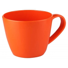 Small Milk Mug 250 Ml - Orange