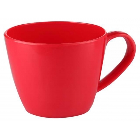Small Milk Mug 250 Ml - Red