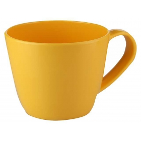 Small Milk Mug 250 Ml - Golden Yellow
