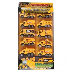 Construction Car Set Toy For Kids