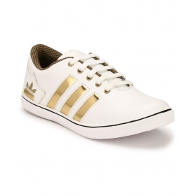 Smart Sneakers White Casual Shoes