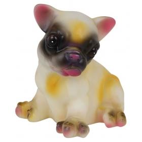Pets Squezee Toy White