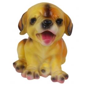 Pets Squezee Toy Yellow