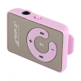 Sonilex Mp15 - Shiny Pink Mp3 Players ( Pink )