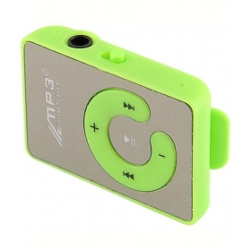 Sonilex Mp15 - Shiny Green Mp3 Players ( Green )