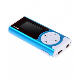 Sonilex Mp6 With Hd Led Torch Mp3 Players ( Blue )