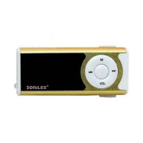 Sonilex Mp6 With Hd Led Torch Mp3 Players ( Green )