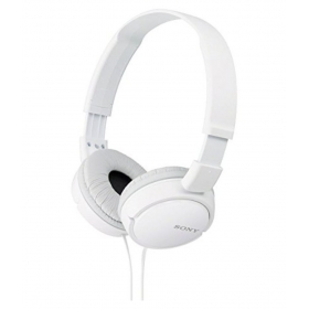 Sony Mdr-zx110 Stereo Headphone (white)