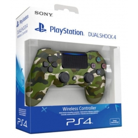 Sony Ps4 V2 Controller Green Cammo(cuh-zct2e) Controller For Ps4,ps4 Slim,ps4 Pro ( Wireless )