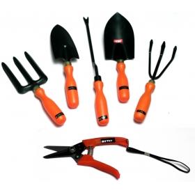 Ketsy 559 Garden Tool Kit 6 Pcs