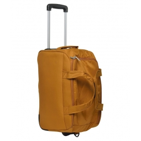 Space Mustard Solid Duffle Bag