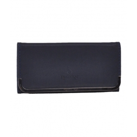 Dot Blue Clutch