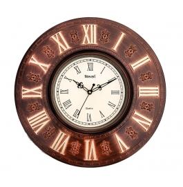 Antique Wall Clock Sq-1425(rust)