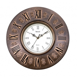 Antique Wall Clock Sq-1425(golden)