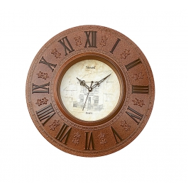 Antique Wall Clock Sq-1425(cola)