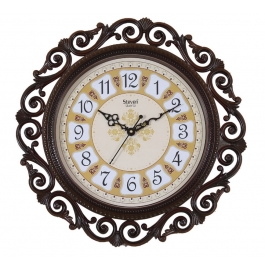 Antique Wall Clock Sq-1618(rust)