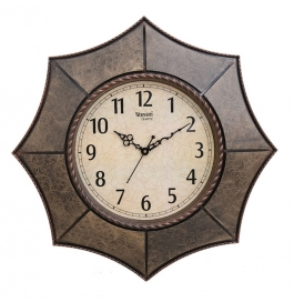 Antique Wall Clock Sq-2005(rust)