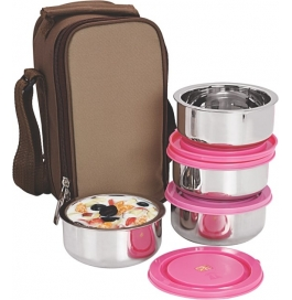 Nano9 Insulated 4pc Junior Lunch Box