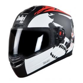 Steelbird Air Full Face Helmet Black M